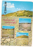 Carte postala(marca fixa)--BUZAU-vulcani noroiosi 2, Necirculata, Printata