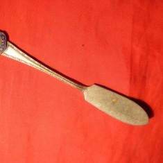 Cutit mic pt. unt, marcaj Anglia -EPNS -metal argintat, L= 14, 5 cm