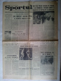 """Ziarul Sportul Nr. 7642 / 4 ianuarie 1974 - pag . 4 Dialog de vacanta, Marcel Lazareanu : """" Singura mea dorinta este sa joc meci de meci ! """""""