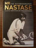 MR.NASTASE. THE AUTOBIOGRAPHY (AUTOBIOGRAFIE ILIE NASTASE), autograf / dedicatie