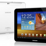 Vand\schimb Samsung galaxy tab 8.9 alb - Tableta Samsung, 8 inch, 16 GB, Wi-Fi + 3G, Android