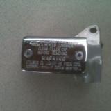Pompa Frana fata NISSIN 1/2 cu capac Crom ptr ghidon 1 toli (25,4mm)