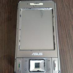 ASUS P535 - SMARTPHONE, PDA, GPS - PDA Asus, Touchscreen si taste, 16 M, 480 x 854 pixeli, Gri, 1-2 megapixeli