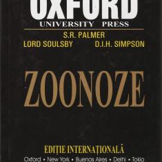 ZOONOZE (editie internationala publicata de OXFORD University Press) - Carte Medicina veterinara