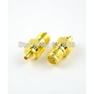 Conector RP SMA Female (Male Pin) la MMCX Male