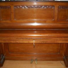 PIANINA HUPFELD, FOARTE VALOROASA DIN ANUL 1818