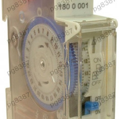 Temporizator mecanic, montare pe sina DIN - SUL 160A-111307