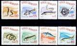 Romania 1964 - Pesti de acvariu,serie completa,neuzata,nedantelata