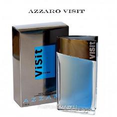 Parfum barbatesc Azzaro Visit Tester EDT ORIGINAL 100 ml !!! 160 LEI - Parfum barbati Azzaro, Apa de toaleta