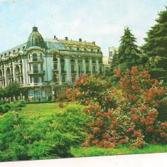 Carte postala(ilustrata)-PLOIESTI-Hotel Berbec - Carte Postala Muntenia dupa 1918, Necirculata, Printata