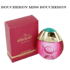 Parfum dama Boucheron Miss Boucheron Tester EDP ORIGINAL 100 ml !!! 200 LEI - Parfum femeie
