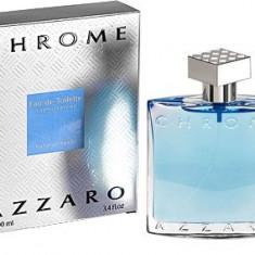 Parfum barbatesc Azzaro Chrome Tester EDT ORIGINAL 100 ml !!! 170 LEI - Parfum barbati Azzaro, Apa de toaleta
