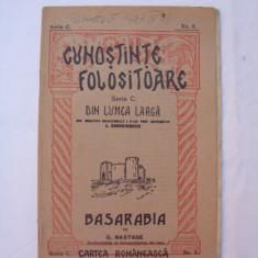Basarabia - Istorie