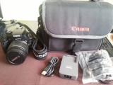 Vand camera foto DSLR Canon D400, 10 Mpx, Kit (cu obiectiv)