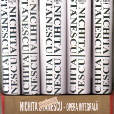 Nichita Stanescu-Epica magna-opere complete - Carte de lux