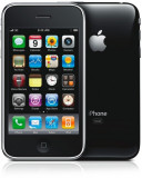 Telefon 3gs ,display stricat, Alb, 32GB, Neblocat, Apple