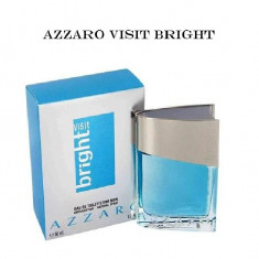 Parfum barbatesc Azzaro Visit Bright EDT Tester ORIGINAL 100 ml !!! 180 LEI - Parfum barbati Azzaro, Apa de toaleta