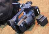 SONY  HDV FX 1 E
