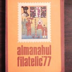 ALMANAHUL FILATELIC 1977