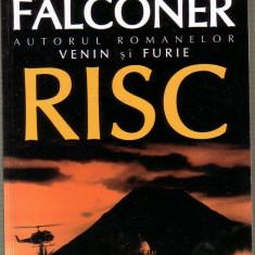 Colin Falconer-Risc - Roman