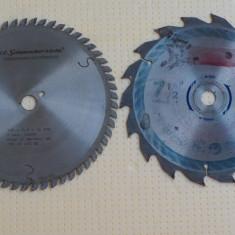 Panze ( lame ) fierastrau circular 190 mm x 16mm
