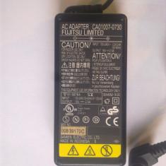 Alimentator Incarcator Laptop Fujitsu Siemens Fujitsu Limited 16V / 2.5A CA01007-0730 / Mufa groasa /ORIGINAL - LIVRARE GRATUITA !!!, Incarcator standard