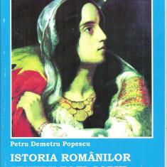 (C4006) ISTORIA ROMANILOR PENTRU TOTI COPIII DE PETRU DEMETRU POPESCU, EDITURA CORESI, 2007 - Carte dezvoltare personala