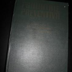 Psihiatrie preventiva-Angheluta, Nica Udangiu - Carte Psihiatrie