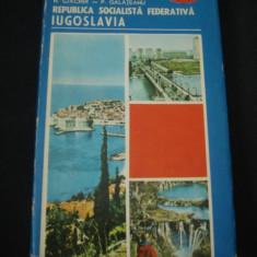 N. CIACHIR * P. GALATEANU - R. S. F. IUGOSLAVIA {1969}