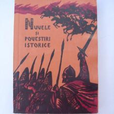 Nuvele si povestiri istorice - antologie - Nuvela
