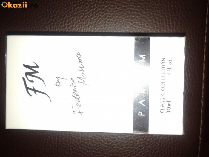 vand parfum FM Classic Collection, nr 16 sigilat, Jimmy Choo foto mare