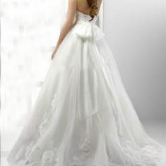 Rochii de Mireasa tip Printesa - Rochie de mireasa printesa