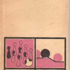(C3997) POPICE REGULAMENT, EDITURA SPORT-TURISM, 1979 - Carte sport