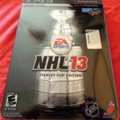 Joc NHL 13 Stanley Cup, PS3, original si sigilat, alte sute de jocuri! - Jocuri PS3 Ea Sports, Sporturi, 12+, Multiplayer