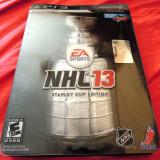 Joc NHL 13 Stanley Cup, PS3, original, alte sute de jocuri!