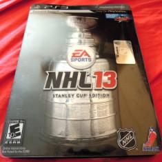 Joc NHL 13 Stanley Cup, PS3, original, alte sute de jocuri! - Jocuri PS3 Ea Sports, Sporturi, 12+, Multiplayer