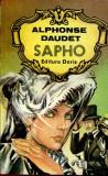SAPHO MORAVURI PARIZIENE DE ALPHONSE DAUDET,EDITURA DORIS 1991,STARE FOARTE BUNA