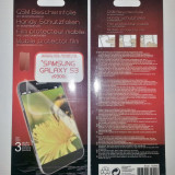Set 3 buc. folii protectie Samsung Galaxy S3!, Alt tip
