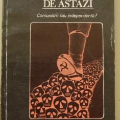 ROMANIA DE ASTAZI - Ion Ratiu - Carte Politica