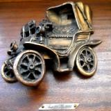 MASINA DE EPOCA FIAT 3 1/2 HP 1899 - Metal/Fonta
