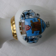 Superba vaza din portelan vechi de Bavaria, Vaze