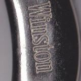 Bricheta Winston  (fara gaz) model argintiu