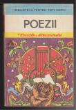 (E1269) - VASILE ALECSANDRI - POEZII