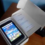 Smartphone Alcatel 991 - Telefon Alcatel, Negru, Neblocat