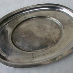 Tava ovala din alama argintata, Altul