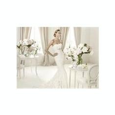 O superba rochie de mireasa Pronovias