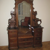Vand Toaleta Rococo, Secolul XIX., Dulapuri si Rafturi pentru vesela, 1800 - 1899