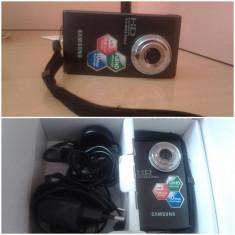 Vand Camera Foto Samsung HD (poate si filma) - Aparat Foto compact Samsung, 10 Mpx, Peste 20x