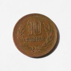 G2. JAPONIA 10 YEN Yr.56 (1981) Hirohito **, Asia