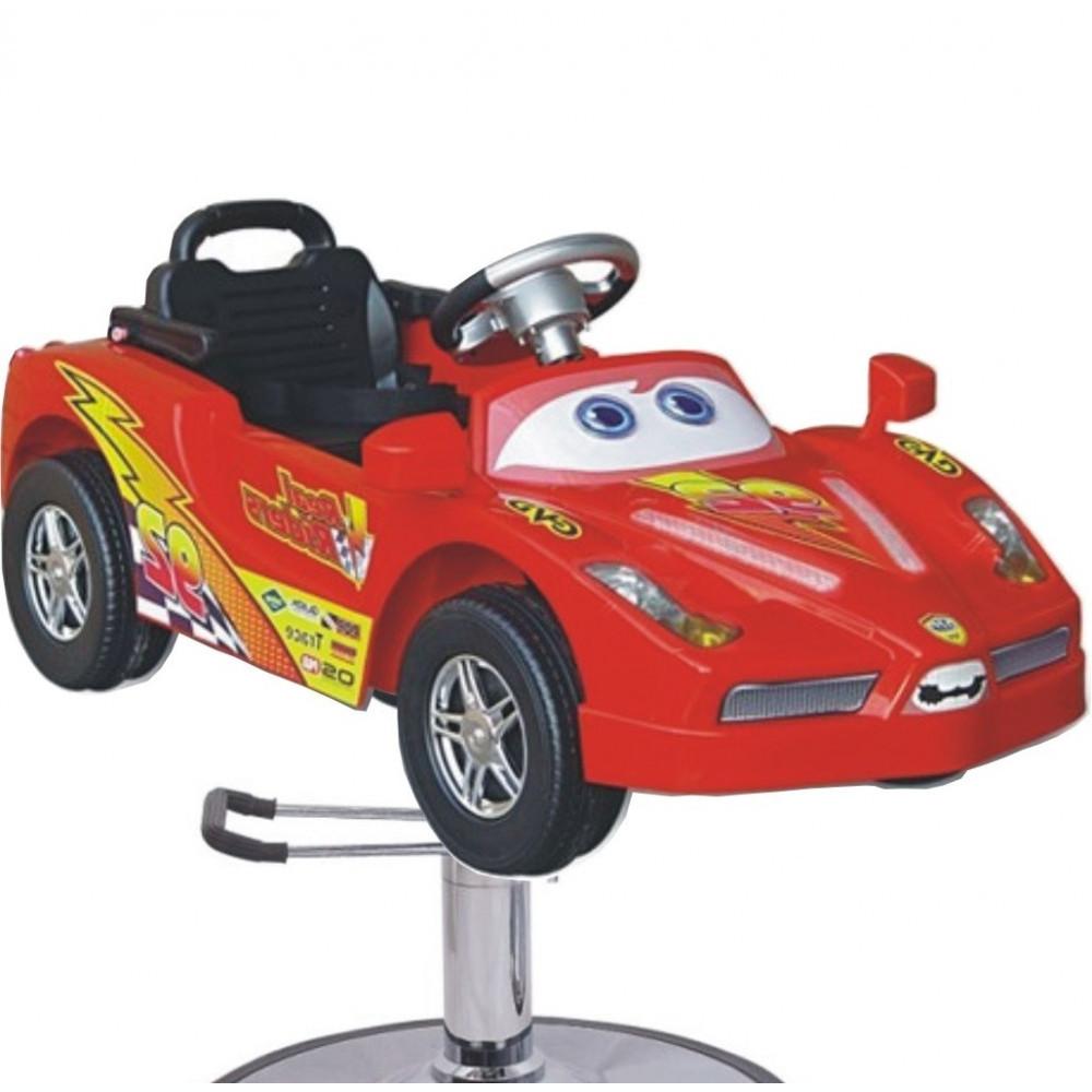 Scaun Frizerie Copii Fulger Cars Arhiva Okaziiro